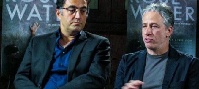 Maziar Bahari , Jon Stewart discuss Rosewater.