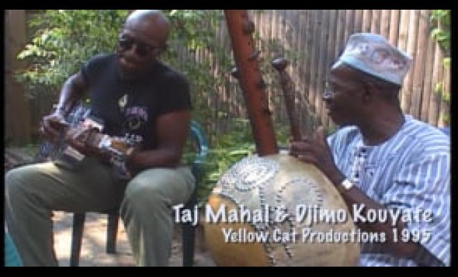Taj Mahal and Djimo Kouyate 1995