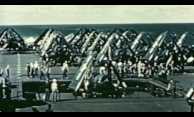 Carrier Warfare in the Pacific