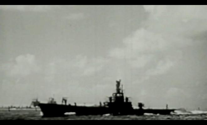 Submarine Warfare in the Pacific.
