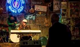 Ground Zero Blues Club, Clarksdale, Miss.