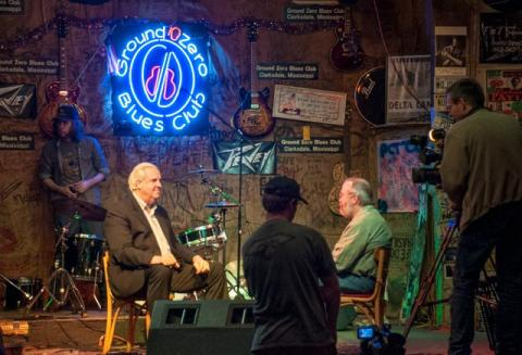 Interview with Bill Luckett, proprietor, Ground Zero Blues Club, Clarksdale Miss