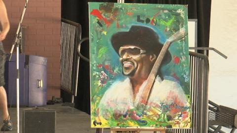 Chuck Brown- Father of Gogo.
